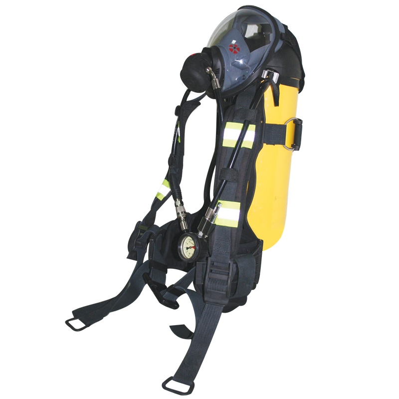 SOLAS/MED SELF CONTAINED BREATHING APPARATUS 6L, 300BAR