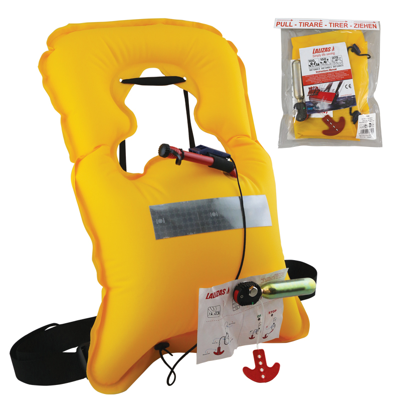 VITA INFLATABLE LIFEJACKET MANUAL
