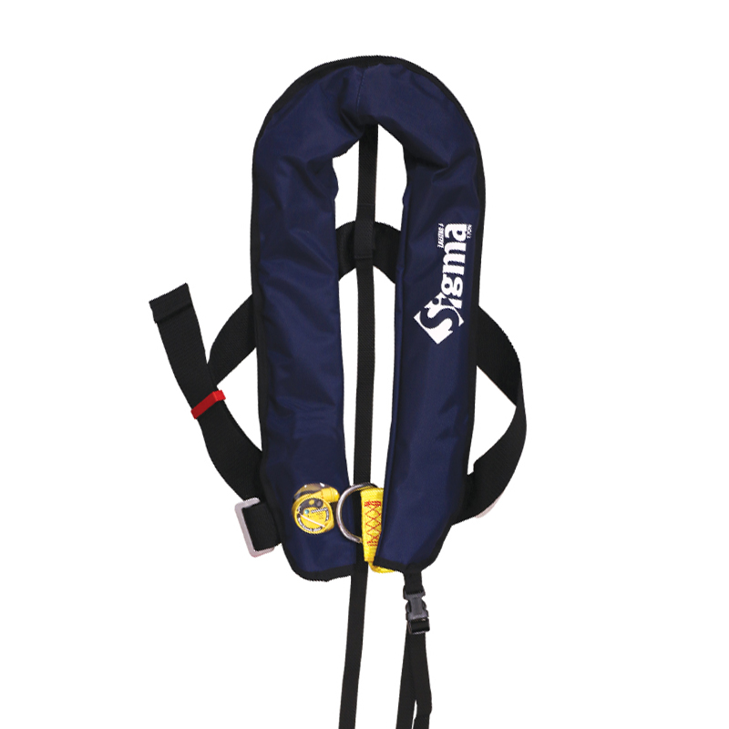 NEW SIGMA INFLATABLE LIFEJACKET