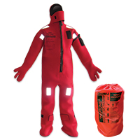 XLARGE 'NEPTUNE' IMMERSION SUITS INSULATED