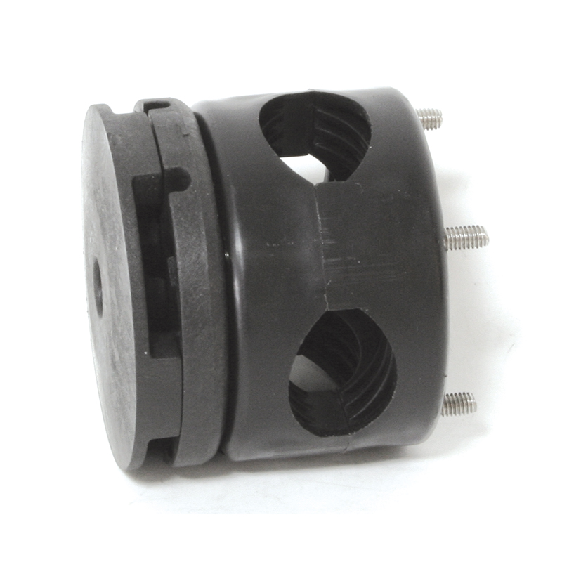 SET OF CONNECTOR AND RAIL MOUNTS FOR FENDERBASKETS