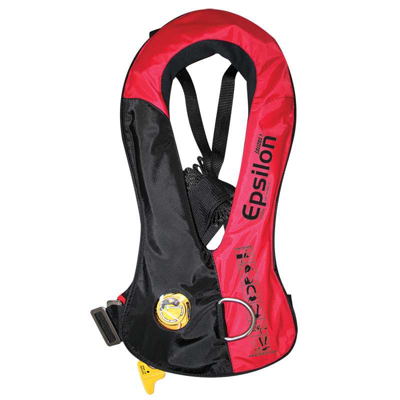EPSILON INFLATABLE LIFEJACKET
