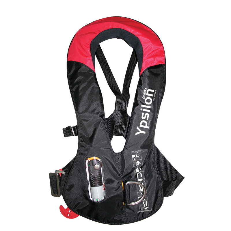 YPSILON INFLATABLE LIFE JACKET