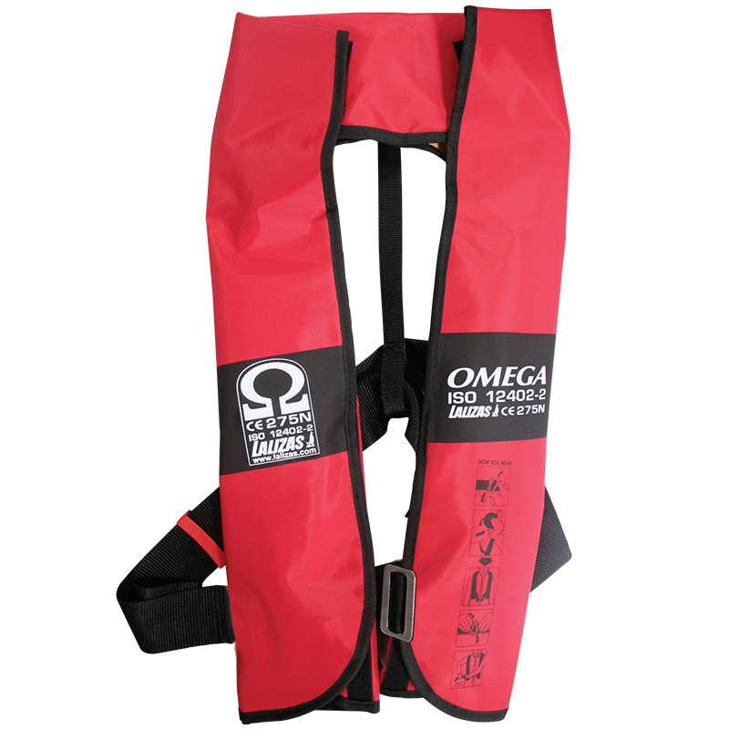 OMEGA INFLATABLE LIFEJACKETS